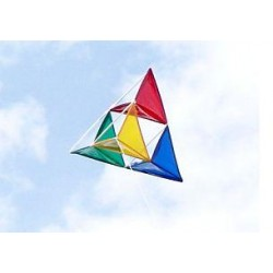 4 Cell Tetrahedral Kite Kit
